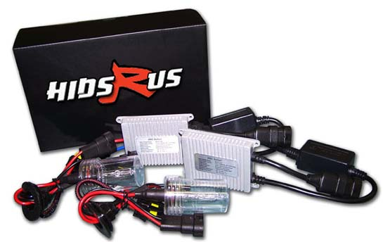 Brightest 9012 3K HID Kit