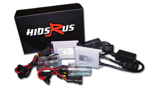BMW 725tds 35W slim HID Kit