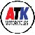 ATK 450 XC LED headlight Bulbs