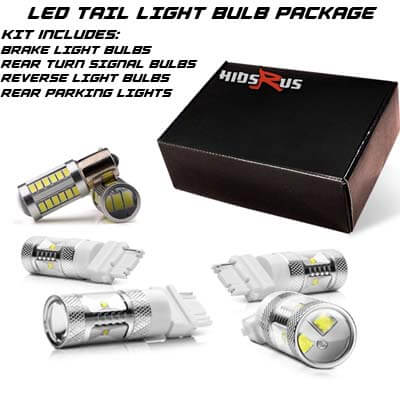 Lincoln MKZ LED Brake light Bulbs