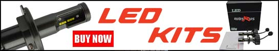 KTM 560 SMR LED Headlights