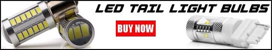 Yamaha Grizzly 125 LED Tail Light Bulbs